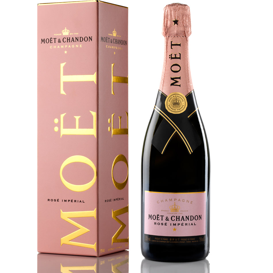 Moët & Chandon , Rose