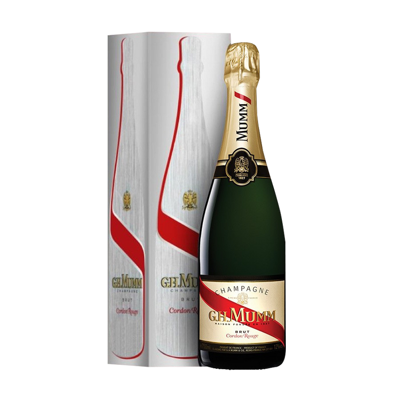 G.H.MUMM Cordon Rouge - The Million Roses Slovakia