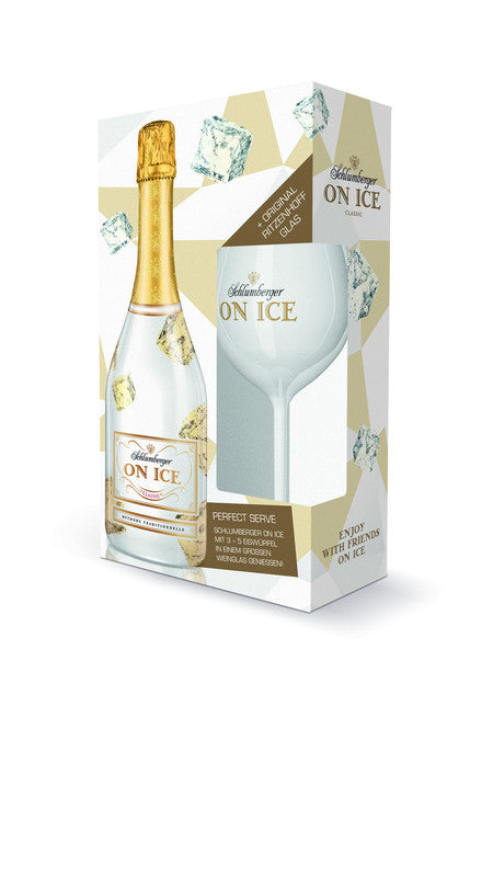 Schlumberger On Ice  0.75l + 1 pohár - The Million Roses Slovakia
