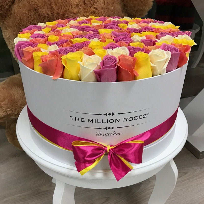 Sweet Mix - The Million Roses Slovakia