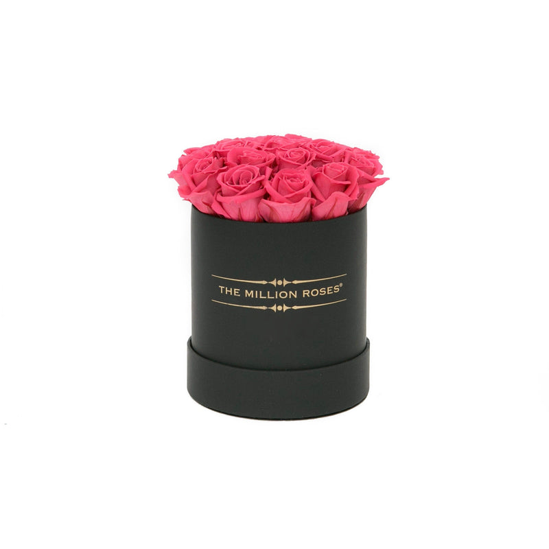 The Million Basic - Coral Eternity Roses - Black Box - The Million Roses Slovakia