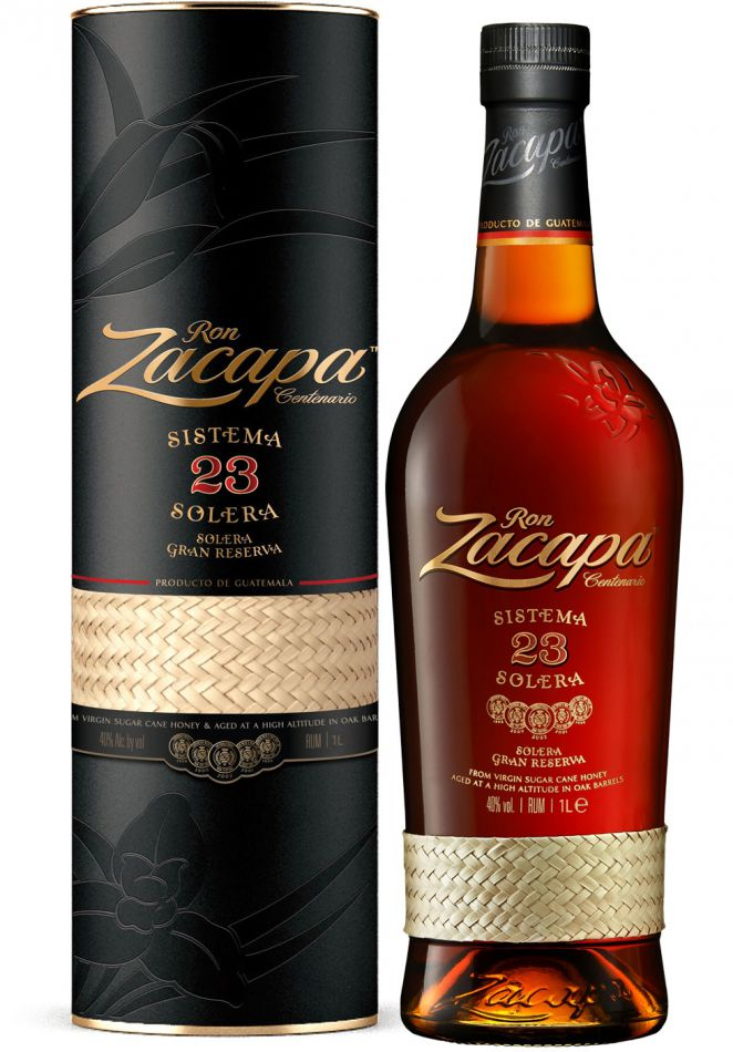 Zacapa Centenario 23 40 % - The Million Roses Slovakia