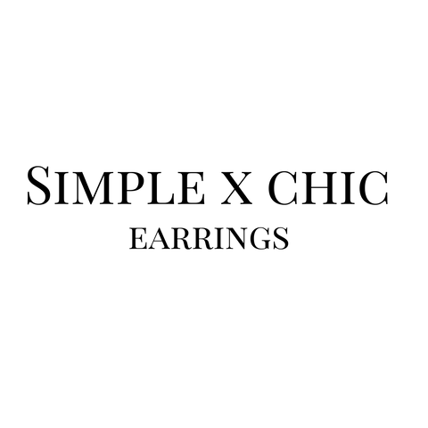 Stud & Small Earrings