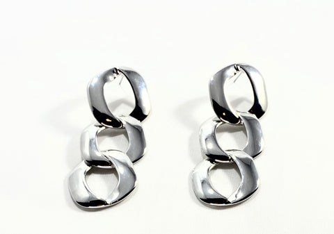 Tasha Link Earrings