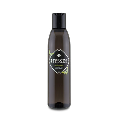 Lemongrass Massage Oil - HYSSES