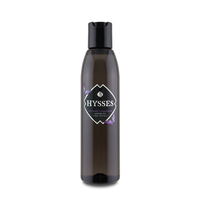 Lavender Chamomile Massage Oil - HYSSES