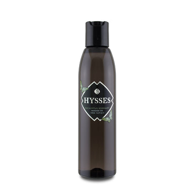 Massage Oil Eucalyptus Rosemary - HYSSES