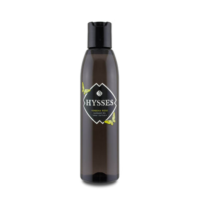 Verbena Rose Massage Oil - HYSSES
