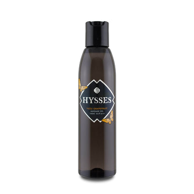 Yuzu Grapefruit Massage Oil - HYSSES