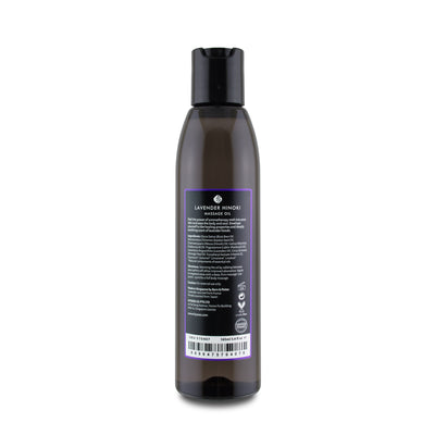 Lavender Hinoki Massage Oil - HYSSES