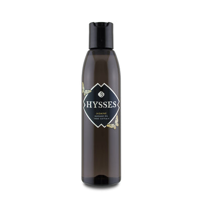 Jasmine Massage Oil - HYSSES