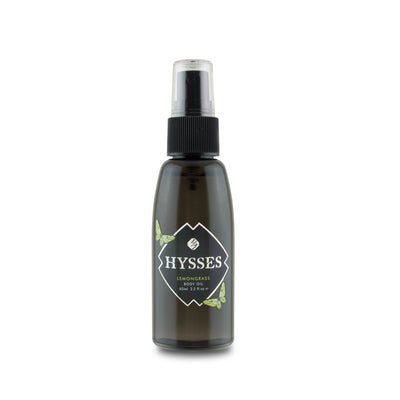 Lemongrass Body Oil - HYSSES