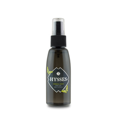 Verbena Rose Body Oil - HYSSES