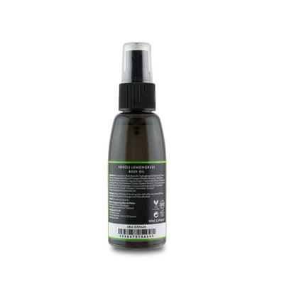 Body Oil Neroli Lemongrass - HYSSES