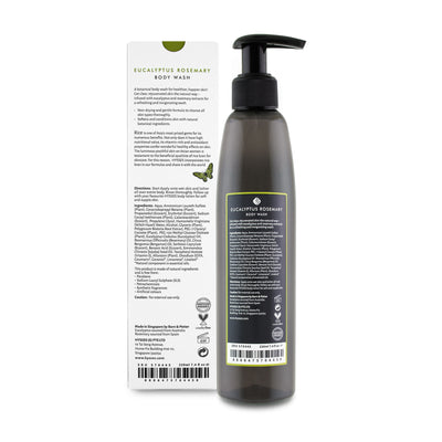 Eucalyptus Rosemary Body Wash