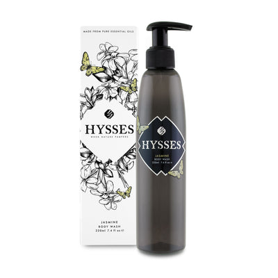 Body Wash Jasmine - HYSSES
