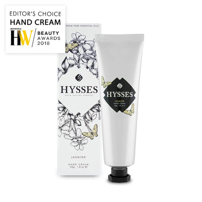 Jasmine Hand Cream - HYSSES