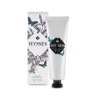 Ginger Peppermint Hand Cream - HYSSES