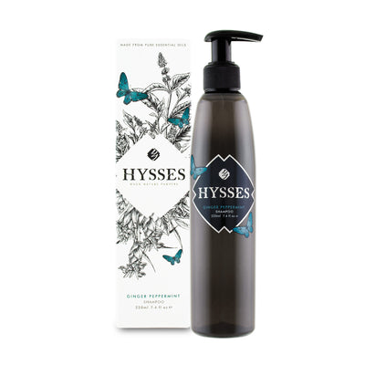 Ginger Peppermint Shampoo - HYSSES