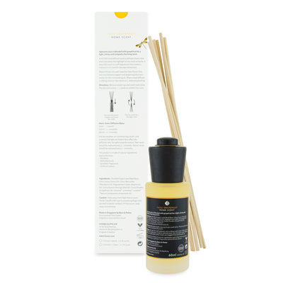 Yuzu Grapefruit Home Scent Reed Diffuser - HYSSES
