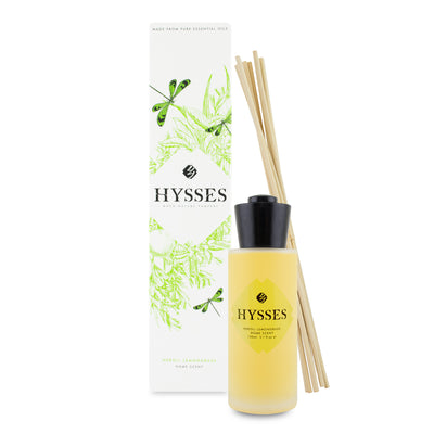 Neroli Lemongrass Home Scent Reed Diffuser - HYSSES