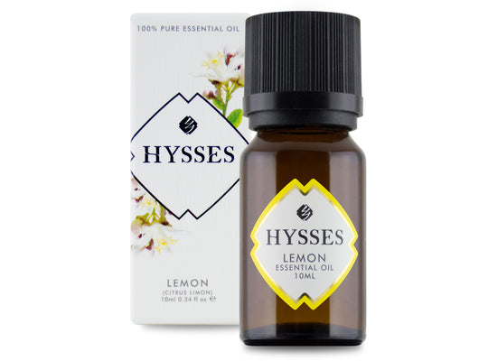 Lemon Essential Oil - HYSSES