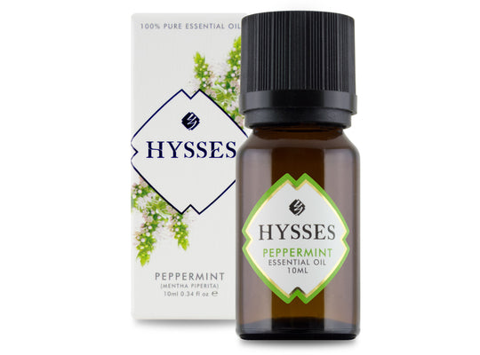 Peppermint Essential Oil - HYSSES