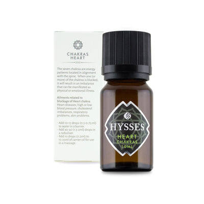 Chakras, Heart 50ml - HYSSES