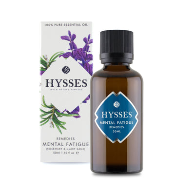 Remedies, Mental Fatigue - HYSSES