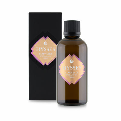 Clary Sage Specialty Oil - HYSSES