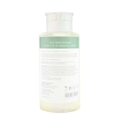 Tea Tree Hinoki Micellar Cleansing Toner