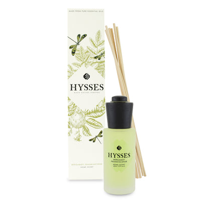 Bergamot Frankincense Home Scent Reed Diffuser - HYSSES