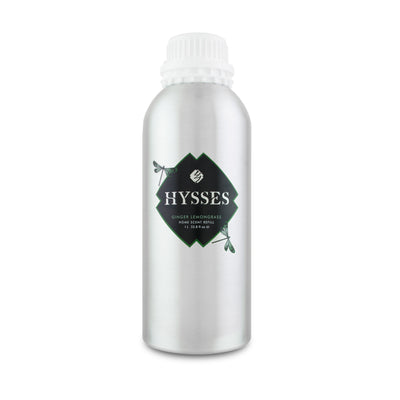 Refill Home Scent Ginger Lemongrass - HYSSES