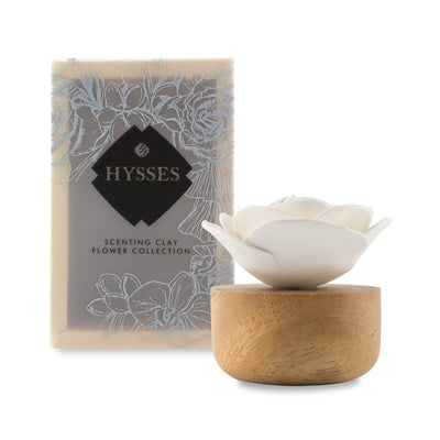 Flower Refreshment Scenting Clay Gardenia - HYSSES