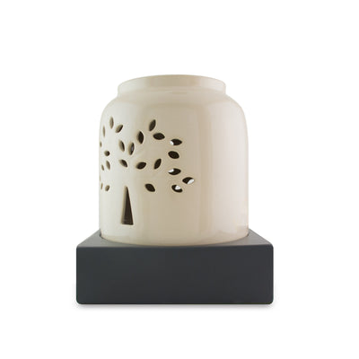 Raintree Electric Burner (Ivory) - HYSSES
