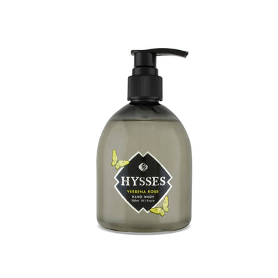 Verbena Rose Hand Wash - HYSSES