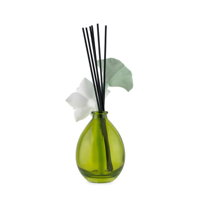 Lotus Scenting Clay Reed Diffuser Vase (Lavender) - HYSSES