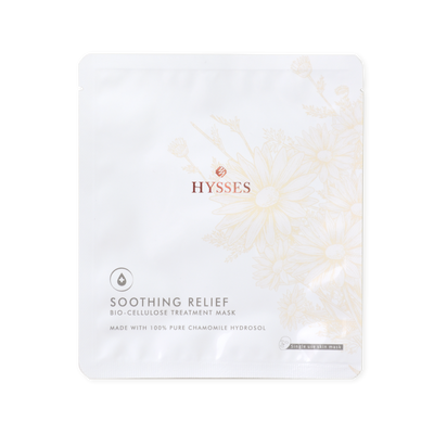 Soothing Bio Cellulose Mask Chamomile - HYSSES
