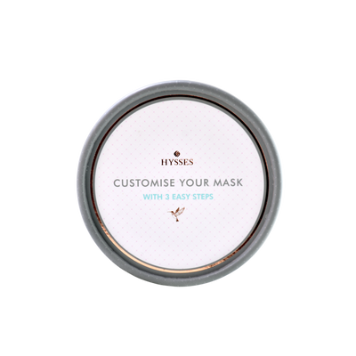 Pick & Mix Modeling Rubber Mask (Sandalwood Powder) - HYSSES