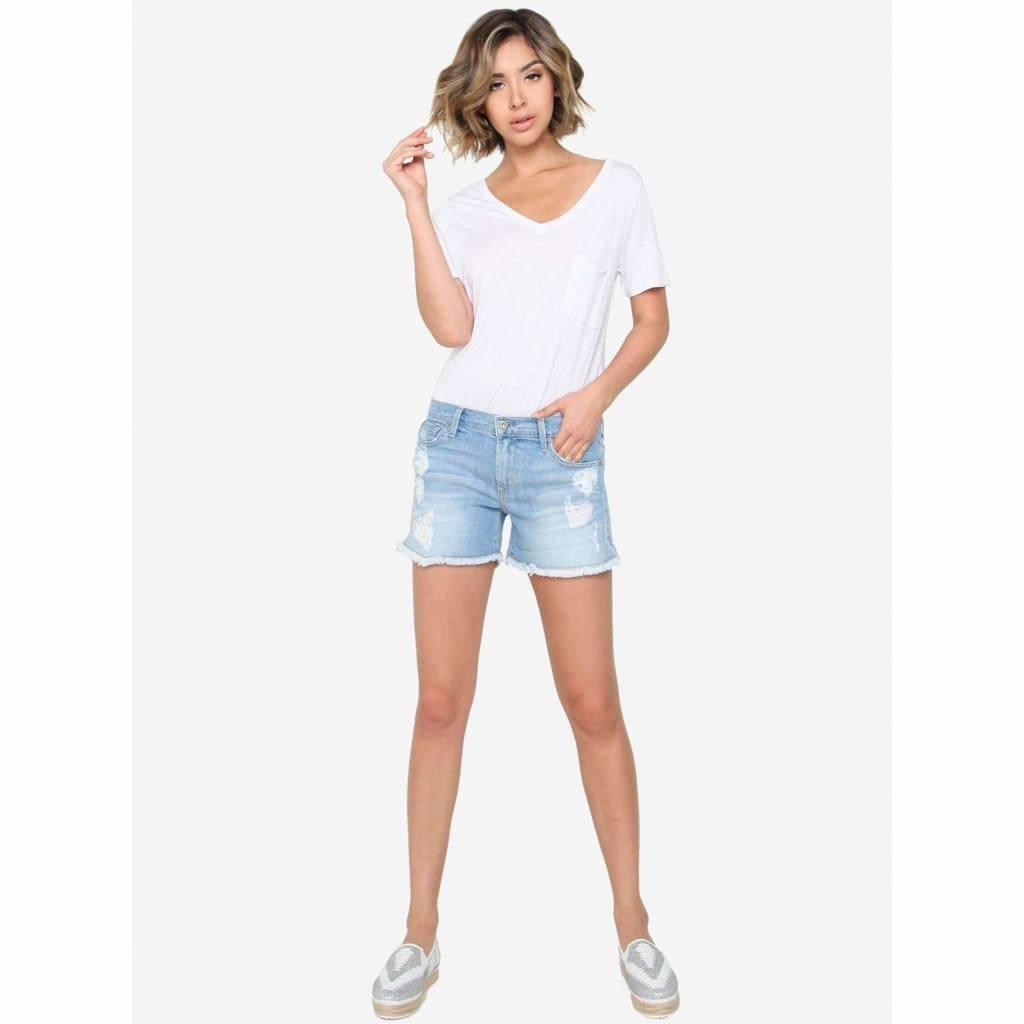 Shorty Jean Short in Joy Ride - [product_brand]
