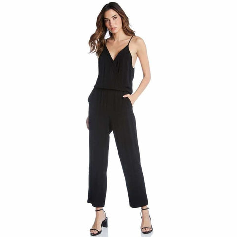 Wrap Front Jumpsuit - [product_brand]