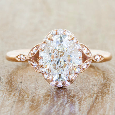 Unique Engagement Rings, Handcrafted in NYC
