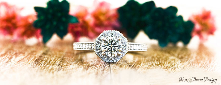 Engagement Ring Care Maintenance Ken Dana Design