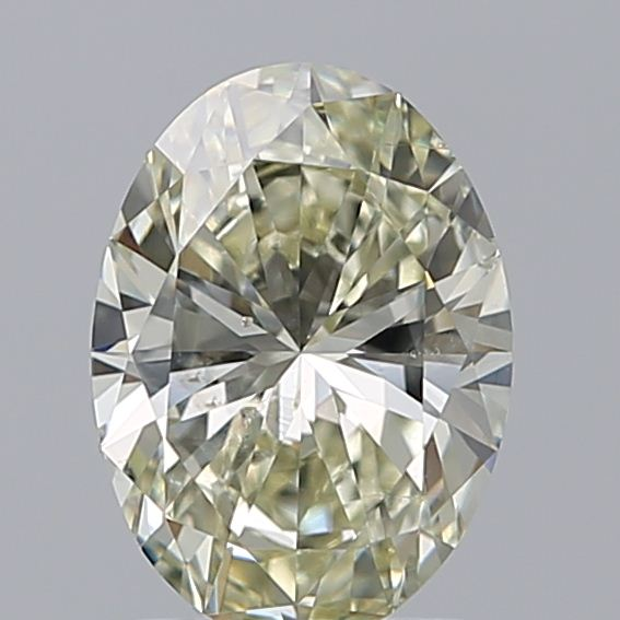 1.24 Carat Oval Diamond