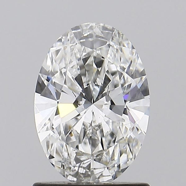 1.10 Carat Oval Lab Grown Diamond