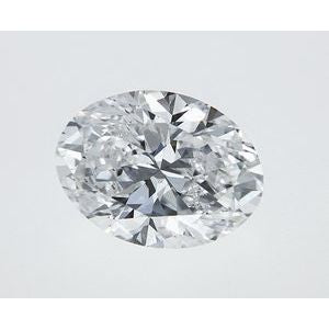 0.75 Carat Oval Diamond