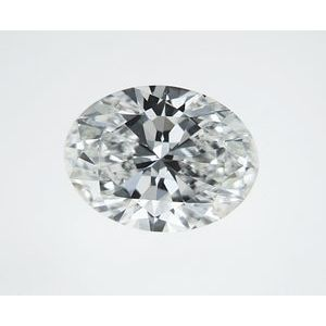 0.74 Carat Oval Diamond