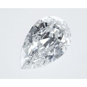 0.50 Carat Pear Diamond
