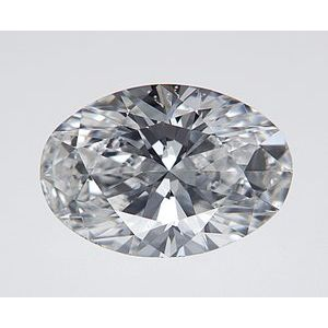 0.53 Carat Oval Diamond
