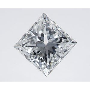 0.52 Carat Asscher Diamond
